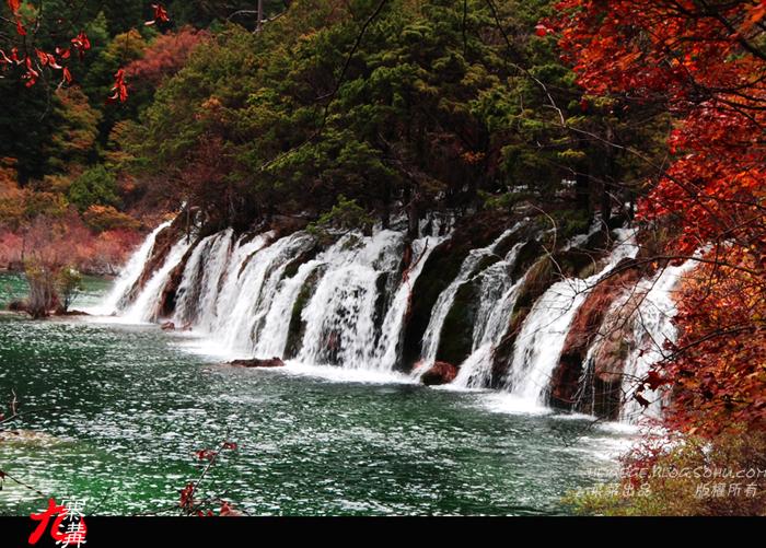 壁纸 风景 旅游 瀑布 山水 桌面 700_501