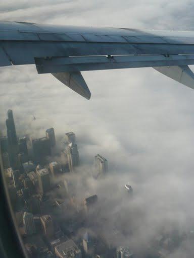 """降临Seattle, 正确理解""""高耸如云"""""""