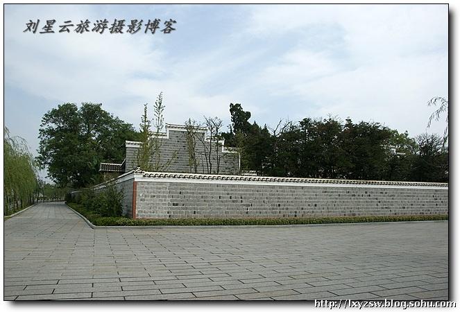 游览江西南昌八大山人纪念馆随拍