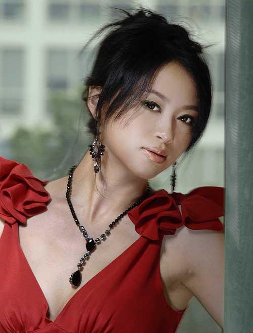 中国体育界第一美女