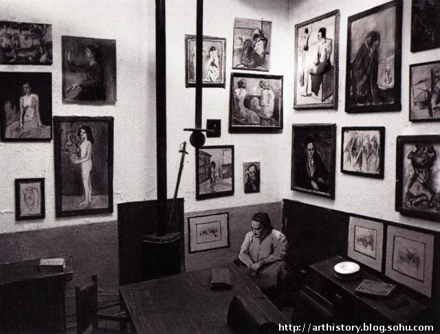 从现代主义到历史主义——理查德·哈斯的建筑绘画