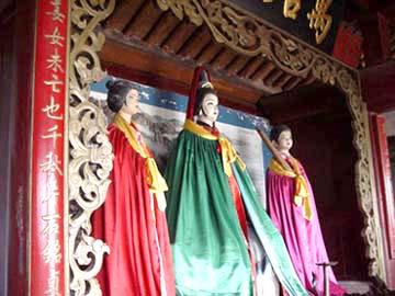 葫芦岛绥中天地庙
