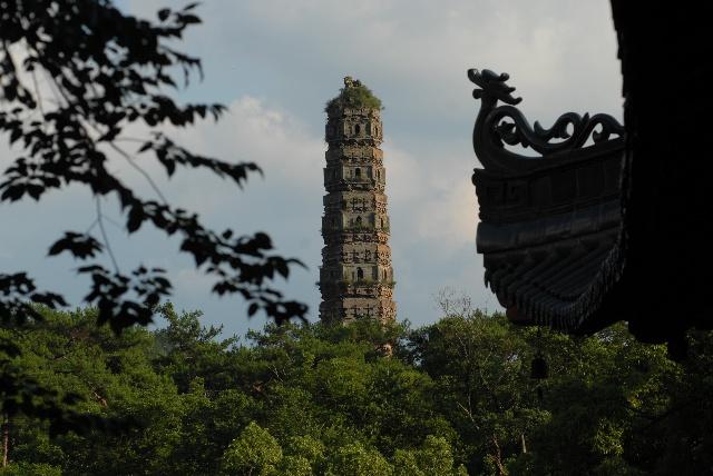中国现存最古老的佛塔