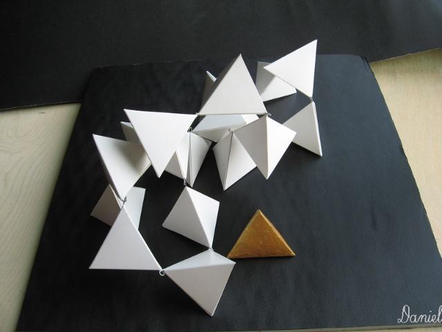 半立体构成仿生图片,半立体构成图片欣赏,半立体构成折纸图片,面立体
