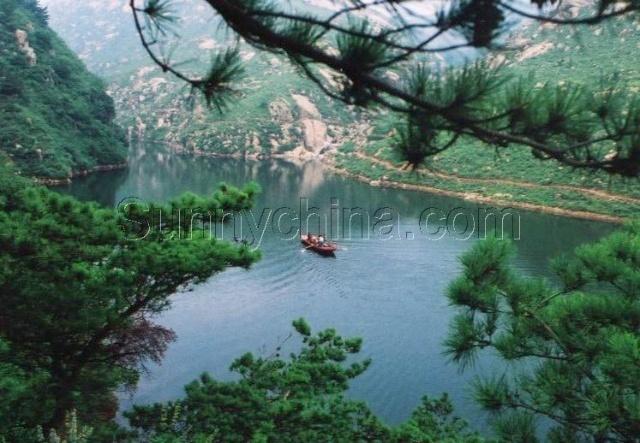 济南小岛旅游景点
