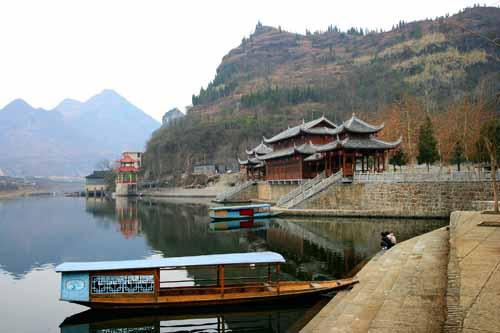 魅力重庆·古镇秀山洪安 边城