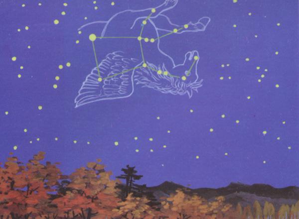 天秤座星空 壁纸