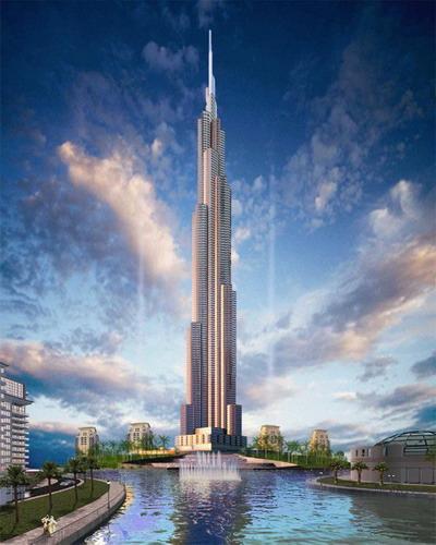 世界十大摩天大厦