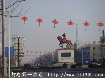 灯塔市位于辽东半岛北部