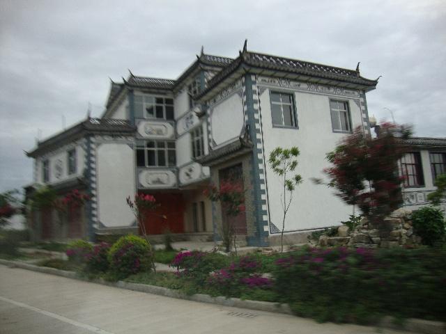 白族风格别墅设计图