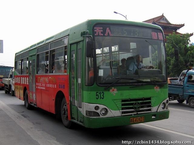 (2009年8月版)成都市区现役公交车型大全第二季:申沃