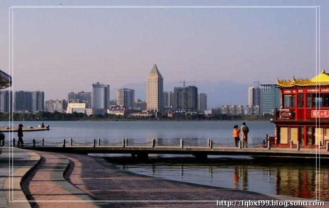 我的家乡--安庆(宜城)