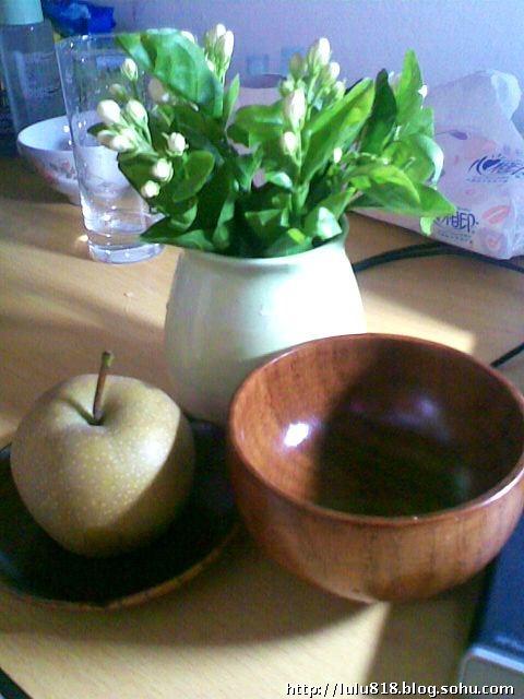 木碗的故事-a la recherche