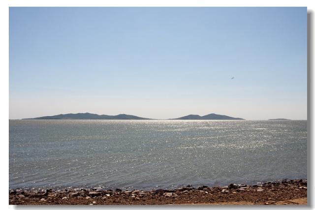 葫芦岛滨海公路风景