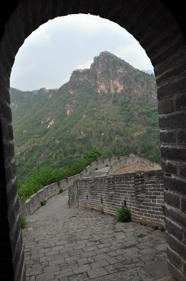北京响水湖风景区 - (一)响水湖长城-zhenqistories